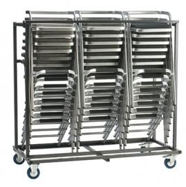 Transportkar voor 24 barkrukken Blaze