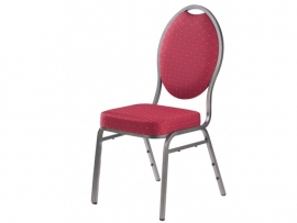 Stackchair Brilliant rood