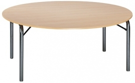 Klaptafel Big Feet Rond
