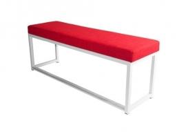 Kubo Bank 46 cm hoog rood