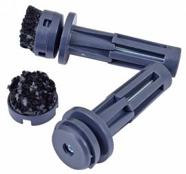 10-1220 Footfixx Hollow Heavy Duty 20-30 mm met voet Ø31mm voor harde vloer