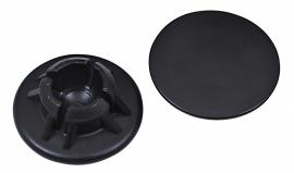 10-9100 Losse beschermvoet Ø34mm voor zachte vloer
