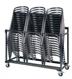 > Transportkarren voor barkrukken