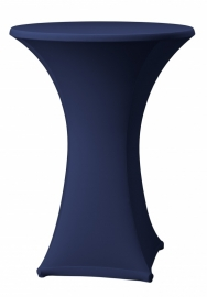 Statafelhoes Samba Donkerblauw met topcover