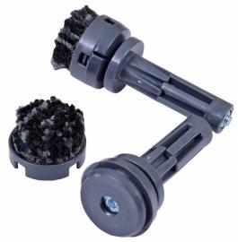 10-1210 Footfixx Hollow Heavy Duty 14-21 mm met voet Ø31mm voor harde vloer