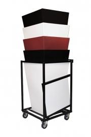 Transportkarren voor Lounge en Design