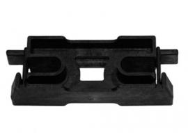 Chairlink koppelstuk voor ovale buis 15 x 30 mm