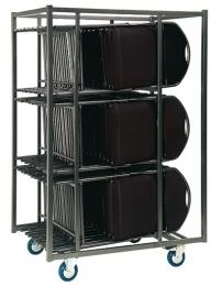 Transportkar voor 30 klapstoelen Super de Luxe