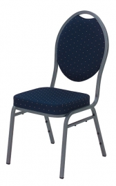 Stackchair Brilliant blauw