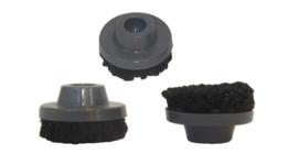 10-9900 DSR-Fixx ø32 mm voor harde vloer Grijs