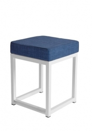 Kubo Cube 46 cm hoog blauw
