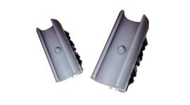 10-6000 Chairfixx 12mm, grijs met pin