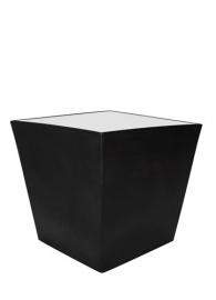 Conic Dinner 70 x 70 cm Zwart