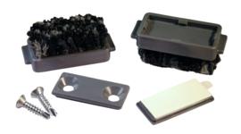 Minfixx voor harde vloer 35 x 18 mmMinifixx 35 x 18mm (HF)