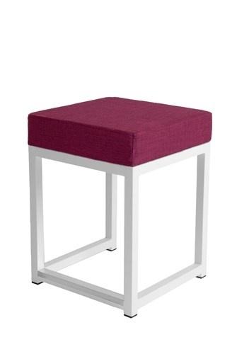 Kubo Cube 46 cm hoog fuchsia