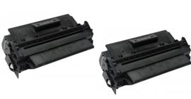 HP toner C 4096A ( 96A  ) 2 stuks