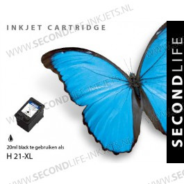 HP 21XL inktcartridge