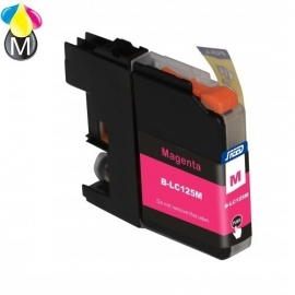 Brother  inktcartridge LC 125M XL