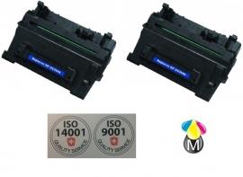 2 x HP toner CC 364A ( 64X ) Black