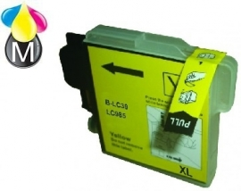 Brother  inktcartridge LC 985 Yellow