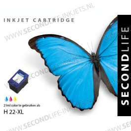 HP 22XL inktcartridge