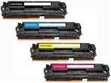 Set HP toners CE 410A