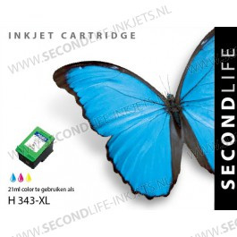 HP 343XL inktcartridge
