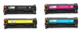 Set HP toners CE 320A