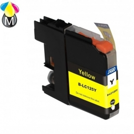 Brother  inktcartridge LC 125Y XL
