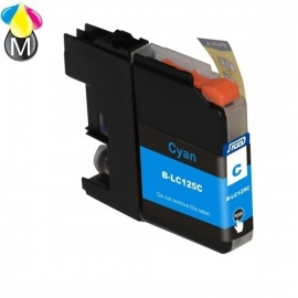 Brother  inktcartridge LC 125C XL