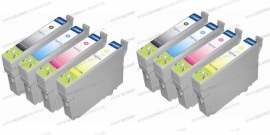 2 x  Epson T0715 / T0895 Multipack