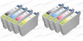2 X Multipack Epson T0715 / T0895