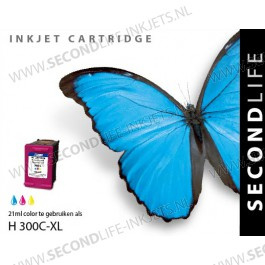 HP 300CXL inktcartridge