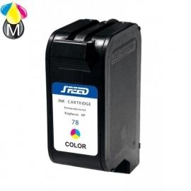 2 x HP 78XL inktcartridge