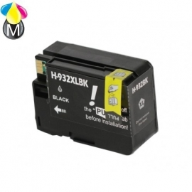 HP 932BK XL inktcartridge
