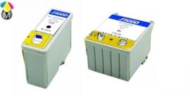 Epson T026 / T027 set