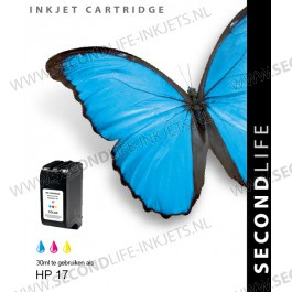 HP 17XL inktcartridge