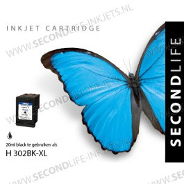 HP-302BK XL inktcartridge