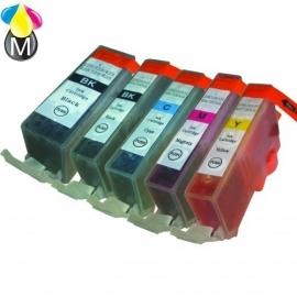 Voordeelset Multipack PGI-525 - 526BK