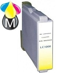 Brother inktcartridge LC 1000Y