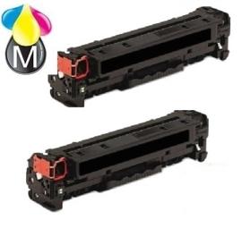 HP CF210A 2 toners ( 131X )