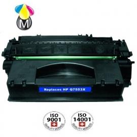 HP toner Q 7553X Black