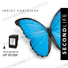 HP 901BK XL inktcartridge