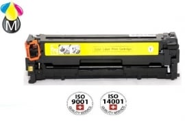 HP toner CB 542A Yellow