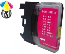 Brother inktcartridge LC 980M