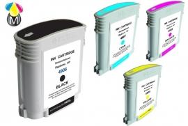 HP 940BK XL inkt (4 pack)