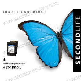 HP 301BKXL inktcartridge