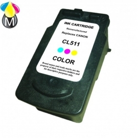 Inktcartridge Canon CL-511xl