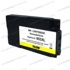 HP-953Y XL inktcartridges