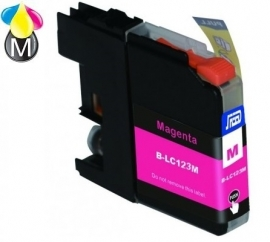 Brother  inktcartridge LC 123M